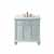 Vinnova Bath Vanity 36'' Finnish Green No Mirror Display