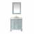 Vinnova Bath Vanity 36'' Finnish Green Display