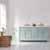 Vinnova Bath Vanity 72'' Finnish Green No Mirror