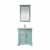 Vinnova Bath Vanity 30'' Finnish Green Display
