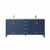 Vinnova Bath Vanity 72'' Royal Blue No Mirror Display