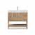 Vinnova Bath Vanity 36'' North American Oak Display No Mirror