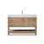 Vinnova Bath Vanity 48'' North American Oak Display No Mirror