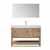 Vinnova Bath Vanity 48'' North American Oak Display
