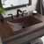 30'' - Antique Copper Sink with Vanity View 1