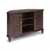 Corner Entertainment Stand - Closed Angle View
