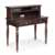 Writing Desk & Hutch - Closed Angle View