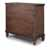 3 Drawer Chest - Back View