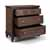 3 Drawer Chest - Open Front View