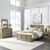 3-Piece Set (2) - Queen Bed, Night Stand, Dresser & Mirror
