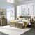 3-Piece Set (1) - King Bed, Night Stand, & Chest