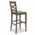 Bar Stool - Back View - Back View