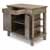 Kitchen Island - Open Angle View 2 - Open Angle View 2