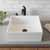 Matte Black - Sink and Faucet Lifestyle View 2
