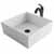 Oil Rubbed Bronze - Sink and Faucet View