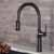 Oil Rubbed Bronze - Faucet Close Up 1