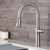 Spot Free Stainless Steel - Faucet Close Up
