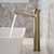 Brushed Gold - Faucet Close Up 2