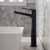 Matte Black - Faucet Close Up 1