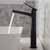 Matte Black - Faucet Close Up 2