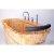 Cedar Bathtub Headrest View