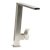 Square Brushed S/Steel Faucet
