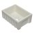 """Alfi brand 24"""" Biscuit Reversible Smooth / Fluted Single Bowl Fireclay Farm Sink, 24"""" W x 18-1/8"""" D x 10"""" H"""