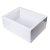 "Alfi brand 24"" White Smooth Thick Wall Fireclay Single Bowl Farm Sink, 23-5/8"" W x 18"" D x 10"" H"
