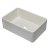 "Alfi brand 30"" Biscuit Reversible Single Fireclay Farmhouse Kitchen Sink, 29-3/4"" W x 20-7/8"" D x 9-7/8"" H"