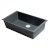 "ALFI brand 30"" Undermount Single Bowl Granite Composite Kitchen Sink in Titanium, 29-7/8"" W x 17-1/8"" D x 8-1/4"" H"