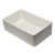 "Alfi brand 33"" Biscuit Reversible Single Fireclay Farmhouse Kitchen Sink, 32-5/8"" W x 20-7/8"" D x 9-7/8"" H"