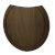 "Alfi brand Round Wood Cutting Board for AB1717, 15"" Diameter x 3/4"" H"