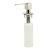 Square Polished S/Steel Soap Dispenser