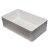 "Alfi brand 33"" White Single Bowl Fluted Apron Fireclay Farm Sink, 33"" W x 20"" D x 10"" H"