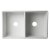 "32"" White Decorative Lip Apron Product View - 1"