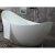 Slipper Bathtub Angle View
