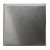 """16"""" x 16"""" Polished Stainless Steel Back View 2"""