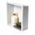 12'' - White Matte - Display View
