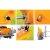 FireHotTub Orange Illustration 6