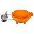 FireHotTub Orange
