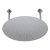 "Alfi brand 20"" Round Polished Solid Stainless Steel Ultra Thin Rain Shower Head, 20"" Diameter x 1/8"" H"