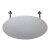 "Alfi brand 24"" Round Polished Solid Stainless Steel Ultra Thin Rain Shower Head, 24"" Diameter x 1/8"" H"