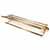 Towel Rack - Polished Brass