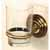 Glass Tumbler - Antique English