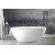Matte White Mini Bathtub