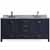 Rectangle Sink Vanity in Midnight Blue