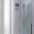 "ARIEL Platinum Fuly Loaded Two Person Steam Shower Unit, Black, 59""W x 59""D x 88-19/32""H"