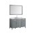 """55"""" Grey Oval Sink Product View"""