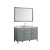 """55"""" Grey Rectangle Sink Product View"""