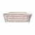 Blomus Delara Collection Wire Serving Basket, Long, Rose Dust, 4-7/8''W x 12- 1/4''D x 3-3/4''H